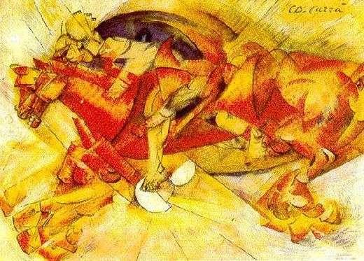 Carlo carra - Le cavalier