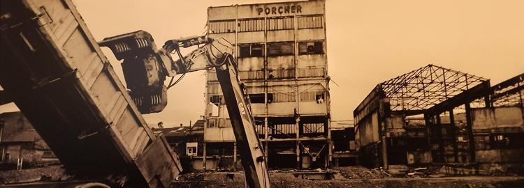Désindustrialisation campagne