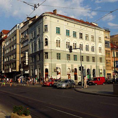 Rues de Sarajevo