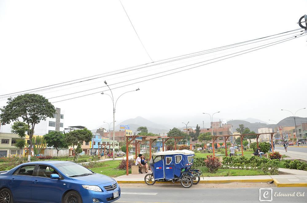 Parc à Lima