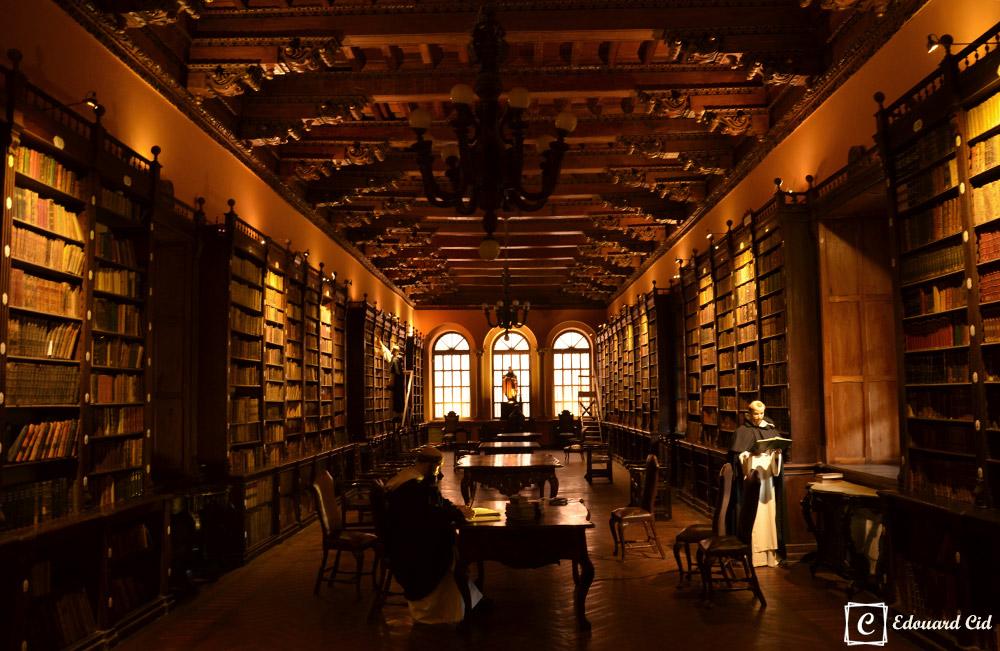 Bibliotheque Santo Domingo