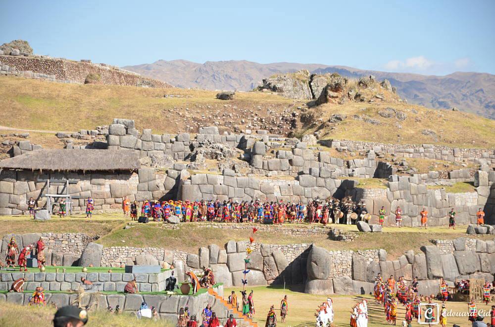 Cérémonie de l'Inti Raymi