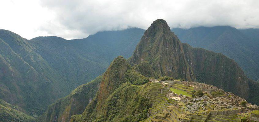 96:10 to Machu Picchu