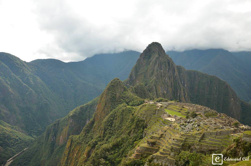 Site archéologique de Machu Picchu