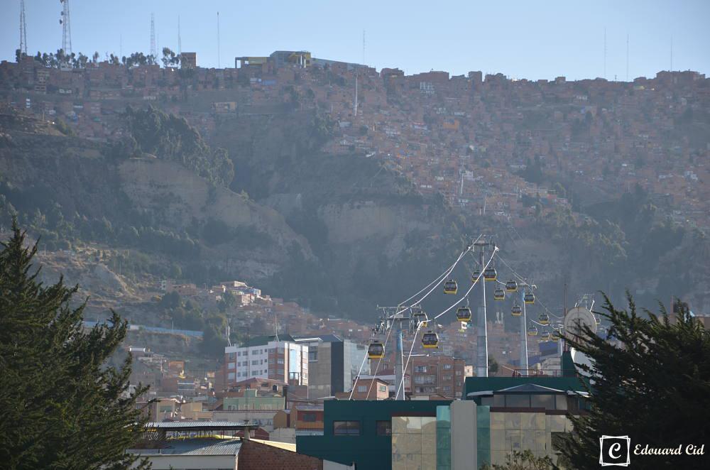 Téléphérique de La Paz