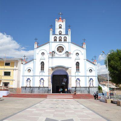 Eglise Soledad à Huaraz