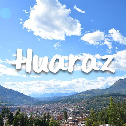 Expositions à Huaraz