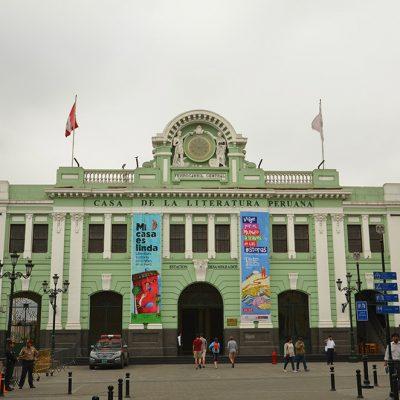 Maison de la culture à Lima
