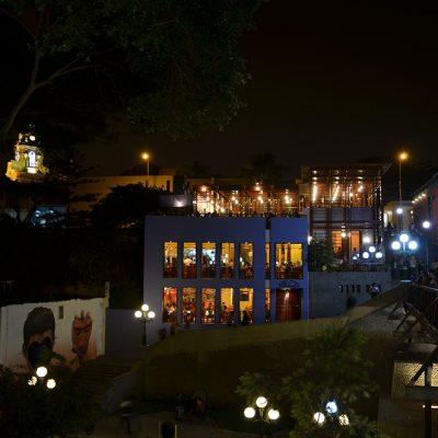La nuit à Barranco