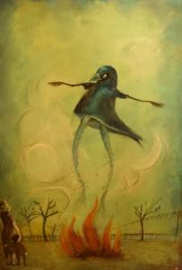 Carmen Garcia - L'oiseau bleu