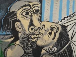 Le baiser de Picasso