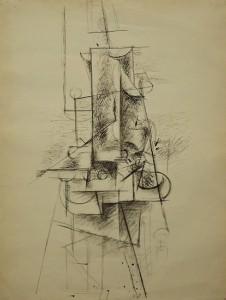 Picasso période cubiste