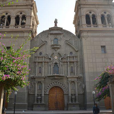 Eglise de San Francisco de Asis