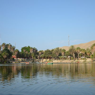 Lac de Huacachina