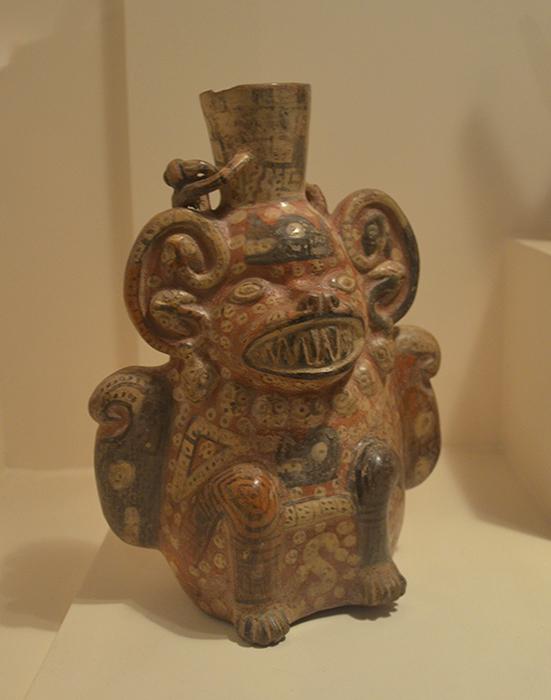 Vase en céramique Huari