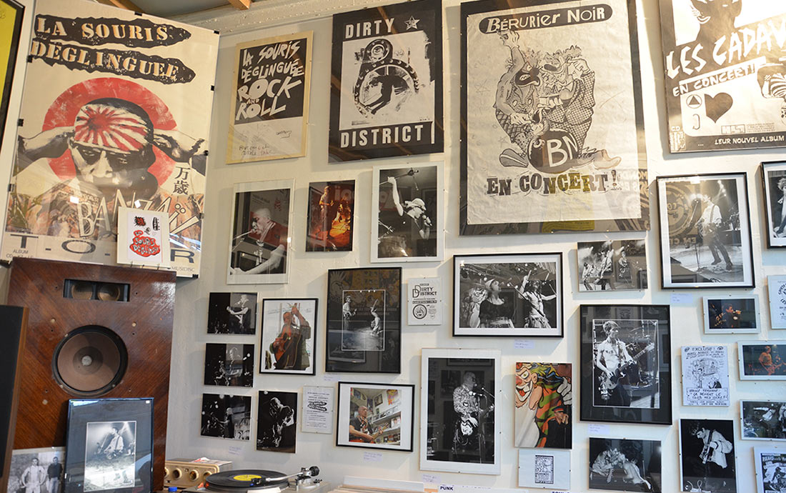 Exposition photo punk
