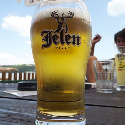 Jelen pivo - bière serbe