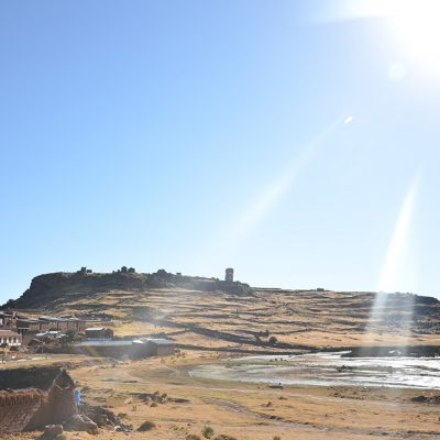 Le plateau de Sillustani