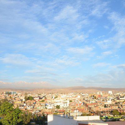 Vue d'Arequipa