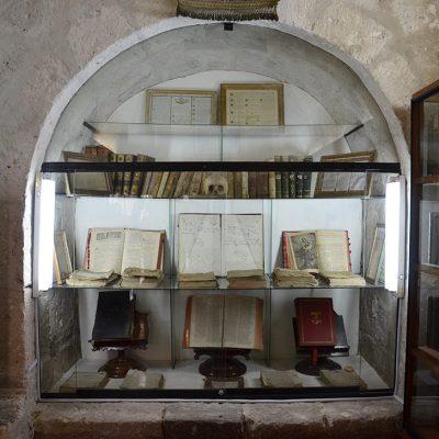 Bibliothèque de l'église