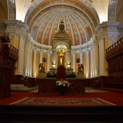Interieur de la Cathédrale d'Arequipa