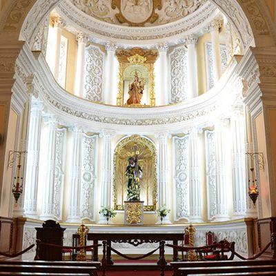 Chapelle dans la Cathédrale