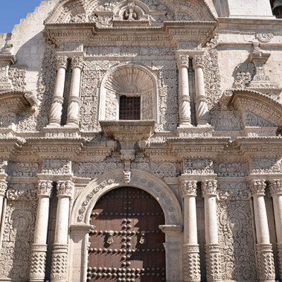 Eglise à Arequipa