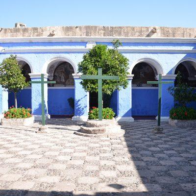 Monastère Santa Catalina