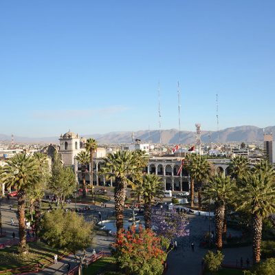 Place principale d'Arequipa