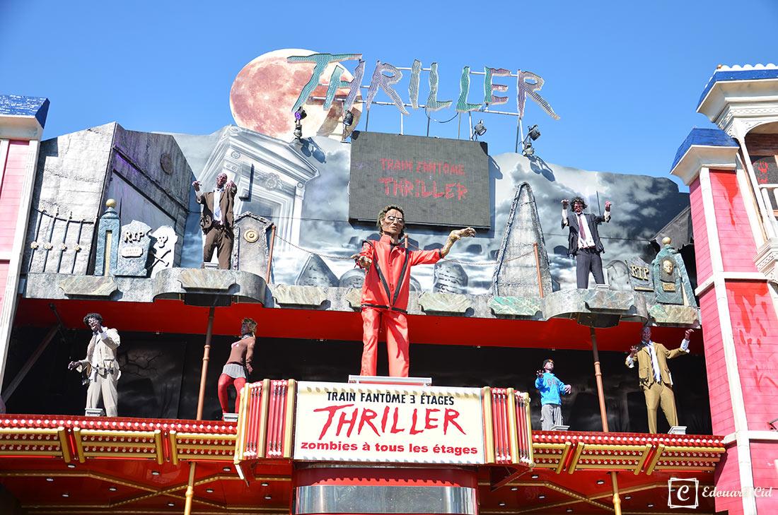 Thriller à la Foire du Trône