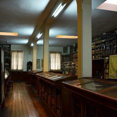Bibliothèque de la Recoleta