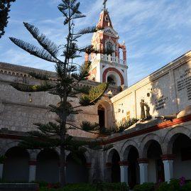 Musée La Recoleta à Arequipa