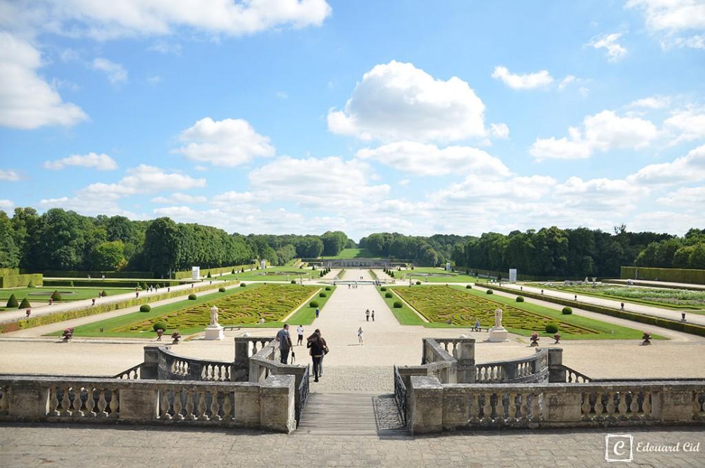 Parc de Vaux le Vicomte