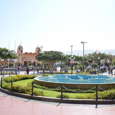 Place centre de Nasca