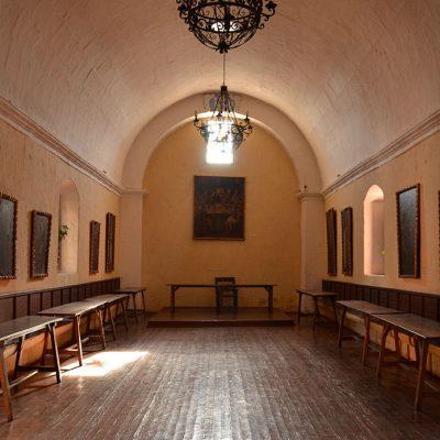 Salle des tableaux