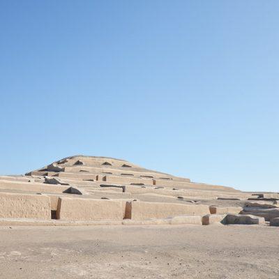 Temple Cahuachi