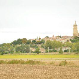 Avignonet-lauragais - Le clocher