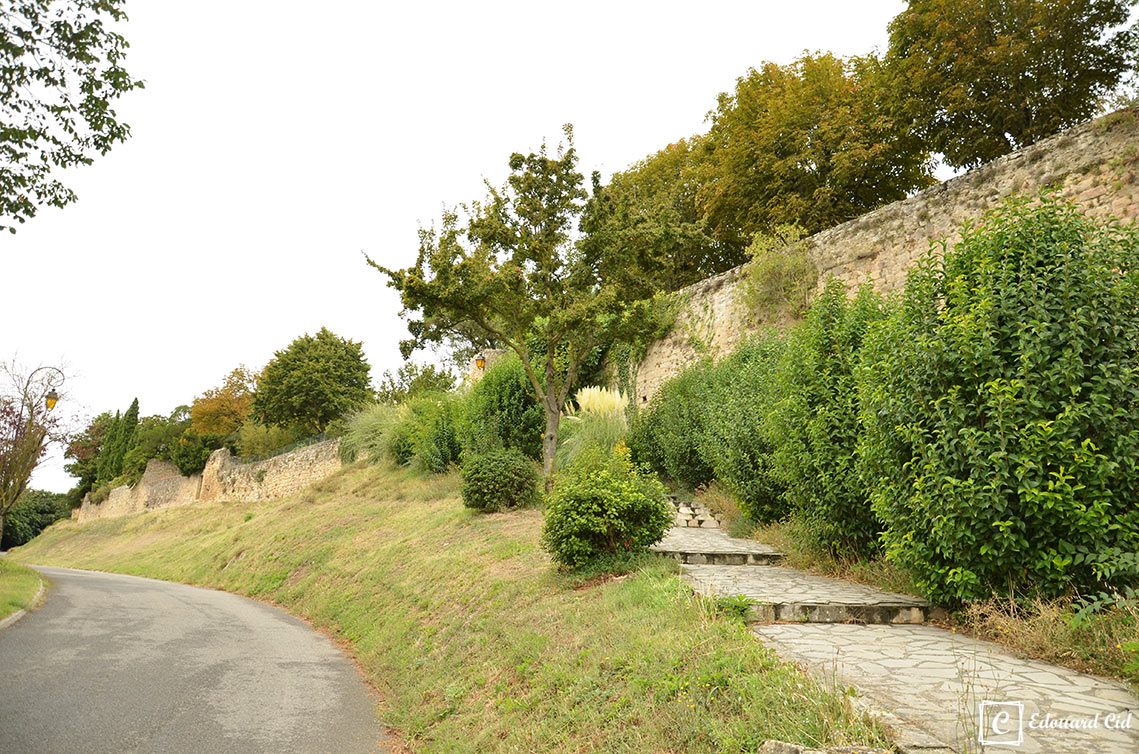 Avignonet-lauragais - Les remparts