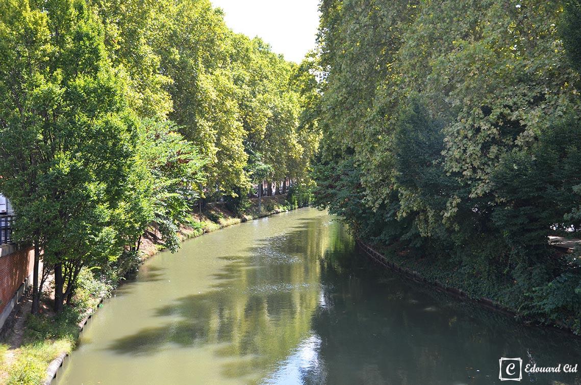 Canal du Midi, le départ