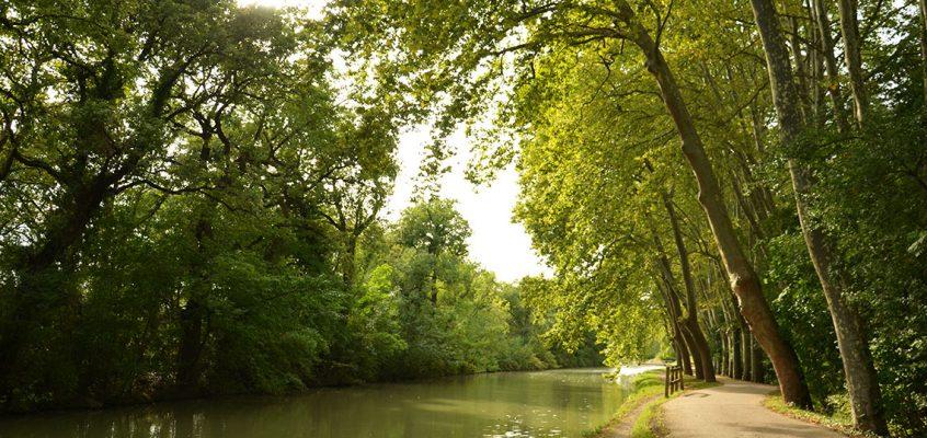 Canal du Midi – Jour 1