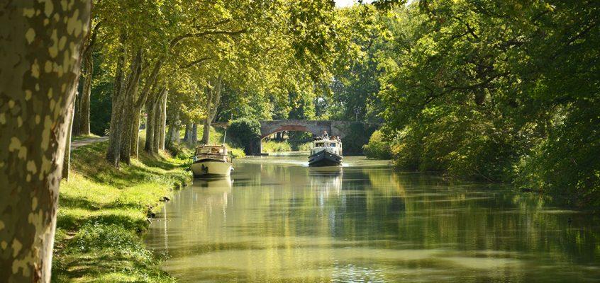 Canal du Midi – Jour 2
