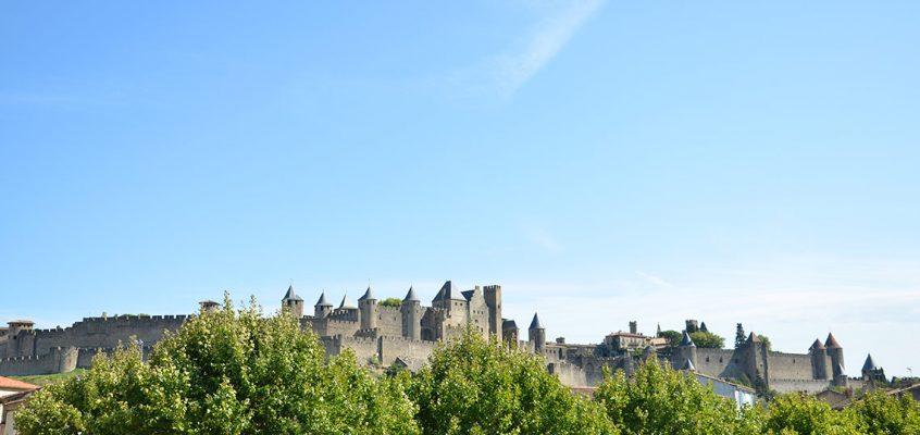 Canal du Midi – Jour 4, arrivée à Carcassonne
