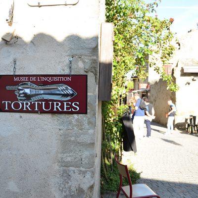 Musée de l'Inquisition à Carcassonne