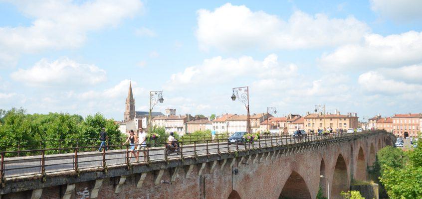 Montauban, la petite rose