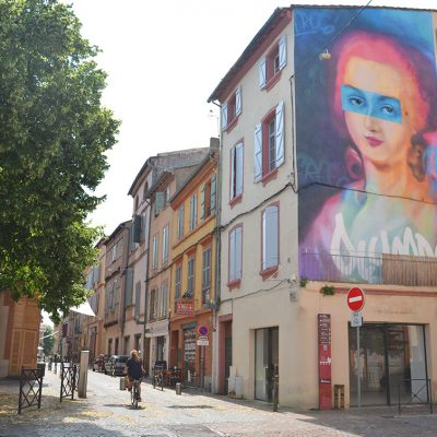 Dans les rues de Montauban