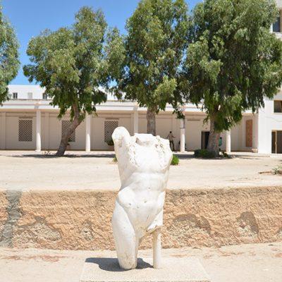 Musée Cartago - Statue romaine