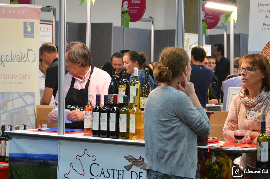 Salon du vin Toulouse  2018