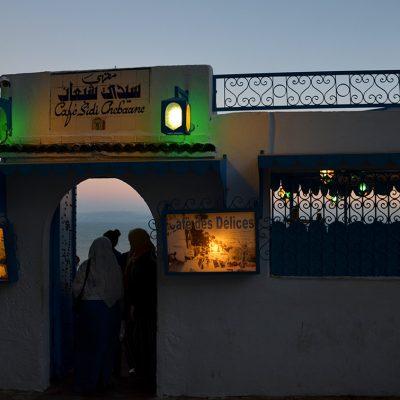 Café des Délices à Sidi Bou Saïd