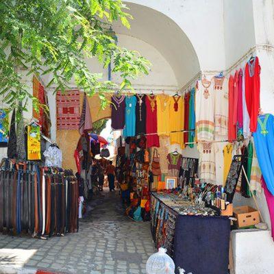 Marché de Sidi Bou Saïd