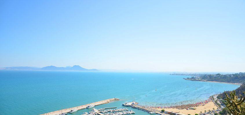 Sidi Bou Saïd, non ce n'est pas la Grèce